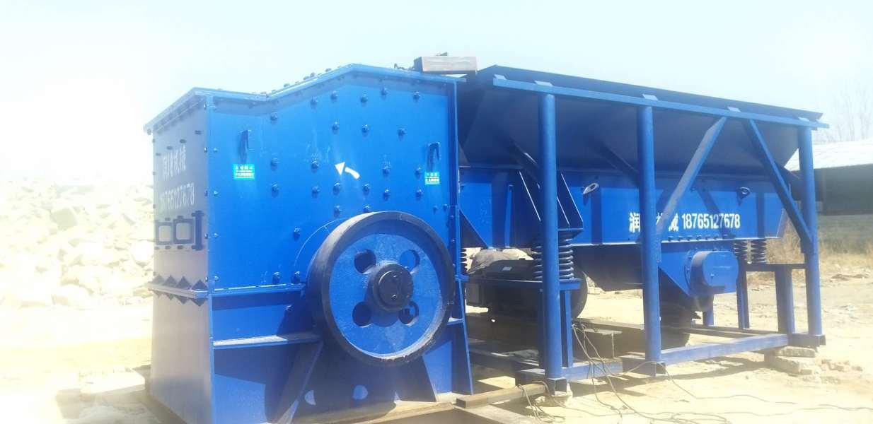 破碎水洗设备厂家介绍预防破碎水洗设备损坏的措施