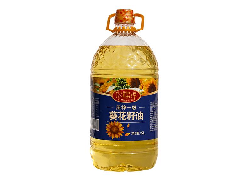 广东压榨葵花籽油