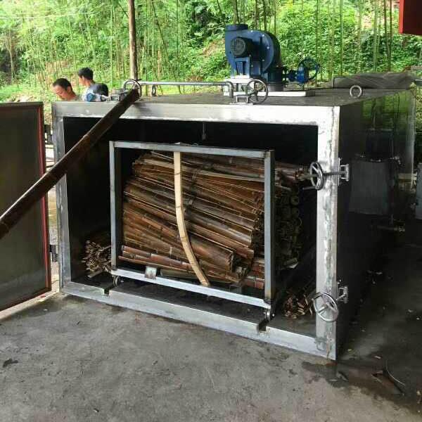 竹子碳化窑