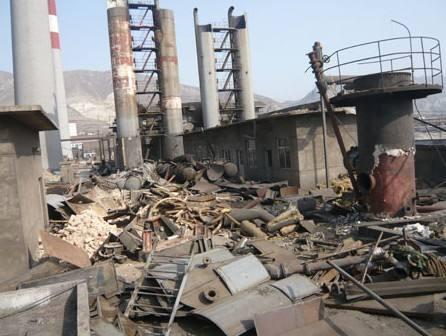 承接广州周边地区厂房拆除