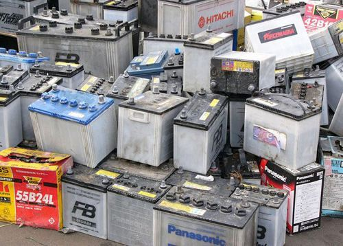 废旧蓄电池 电瓶回收