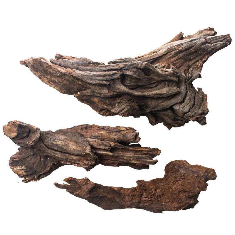 要买口碑好的水族造景沉木批发就到吴氏水草-鱼草缸小树根沉木
