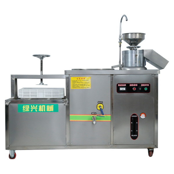 LX-60型全自动豆腐机