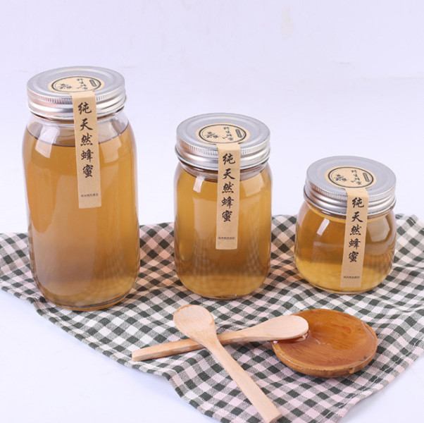 蜂蜜瓶订做