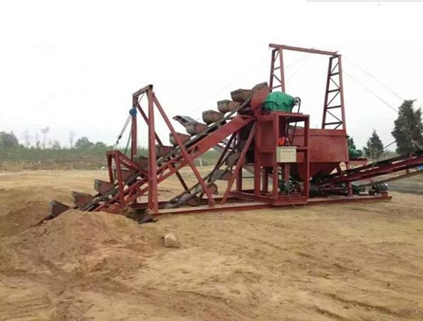 潍坊新型的挖斗洗沙机出售-挖斗洗沙机厂家