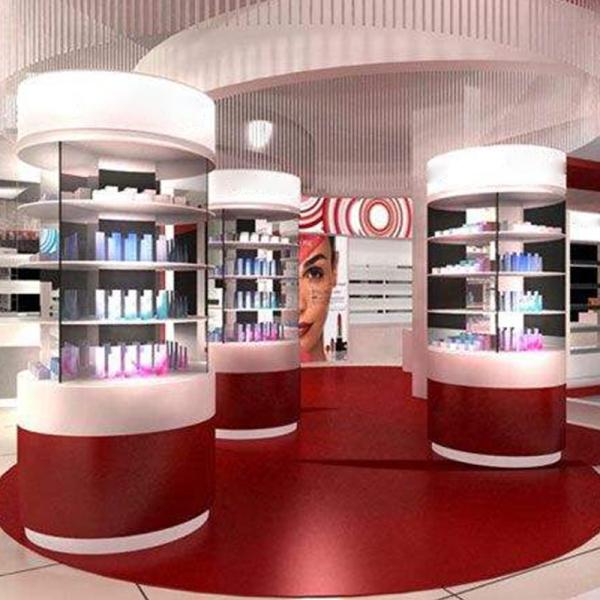 化妆品展柜定制
