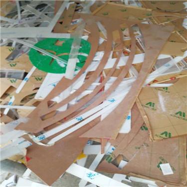 番禺钟村废铜废品回收点